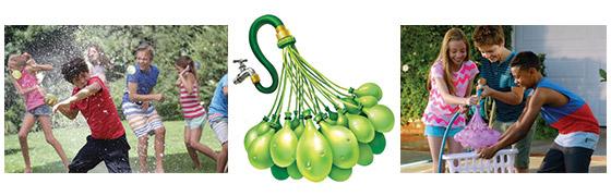 Bunch O Balloons vul 35 waterballonnen tegelijk