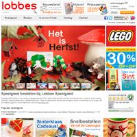 online speelgoedwinkel Lobbes